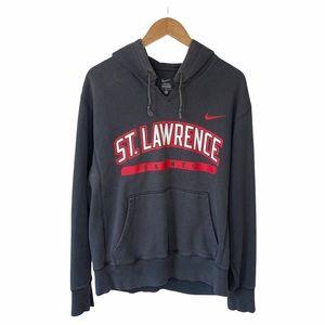 Vintage St. Lawrence Saints Nike Hoodie Sz L